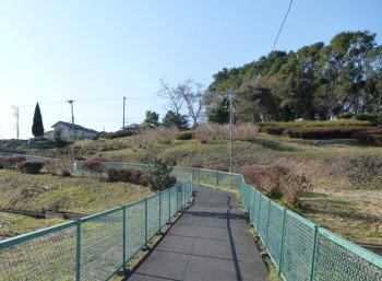 藤沢市・日大西ノ谷ガーデン全景