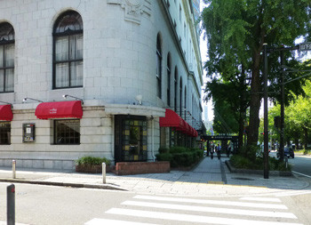 横浜・ホテルニューグランド