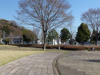 藤沢市・舟地蔵公園