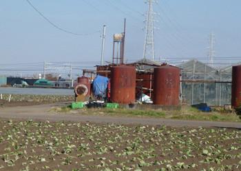 藤沢市・亀井野のボイラー設備