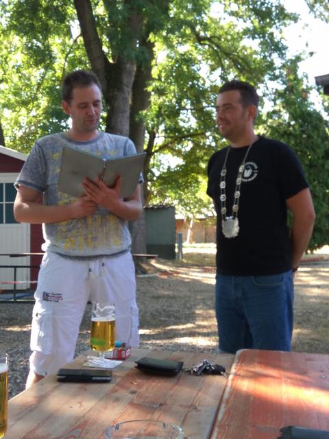 Links: Andreas Jansen; Rechts: Tobias Römer
