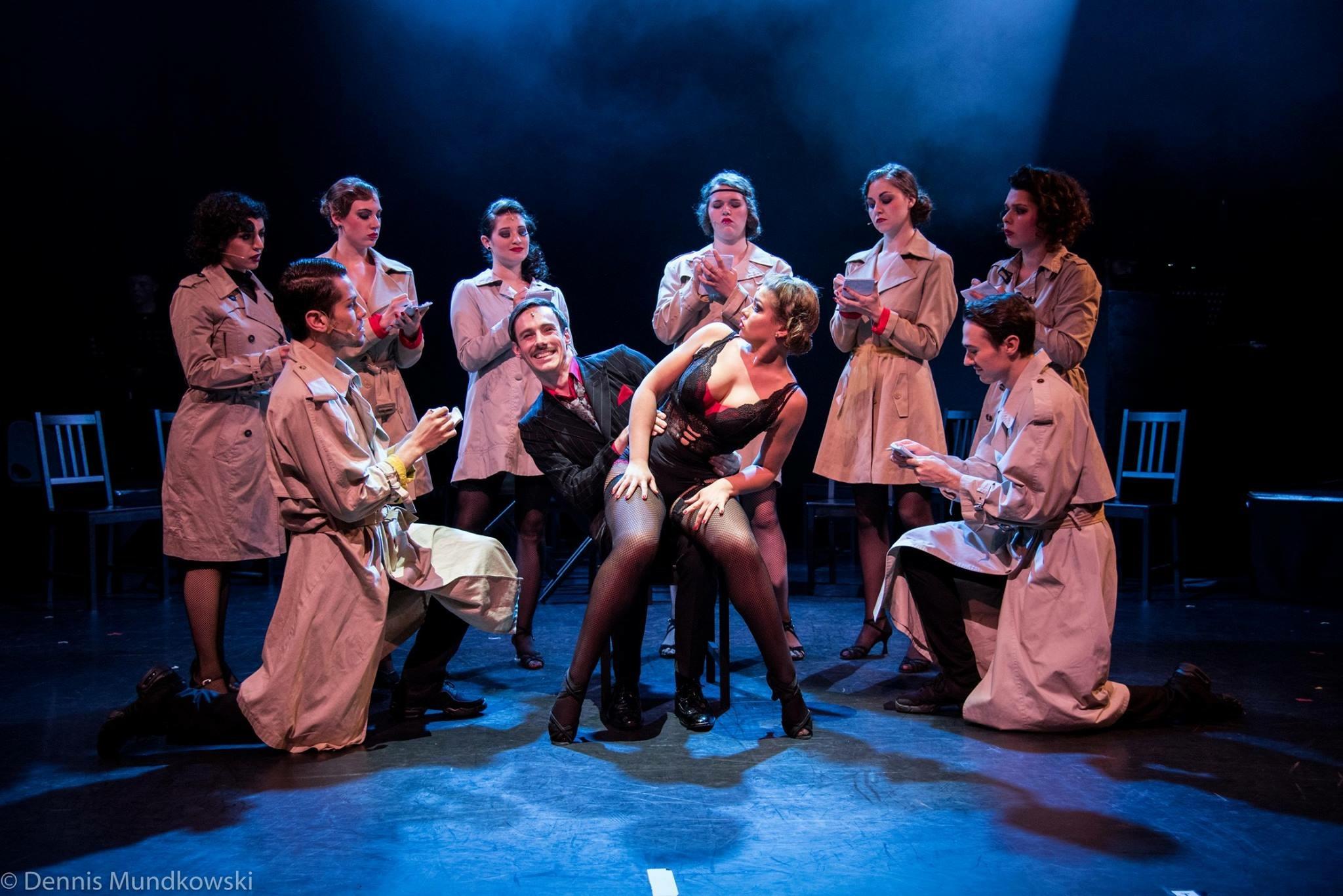 © Dennis Mundkowski: Chicago - Das Musical, 2017 [First Stage Theater, Hamburg]