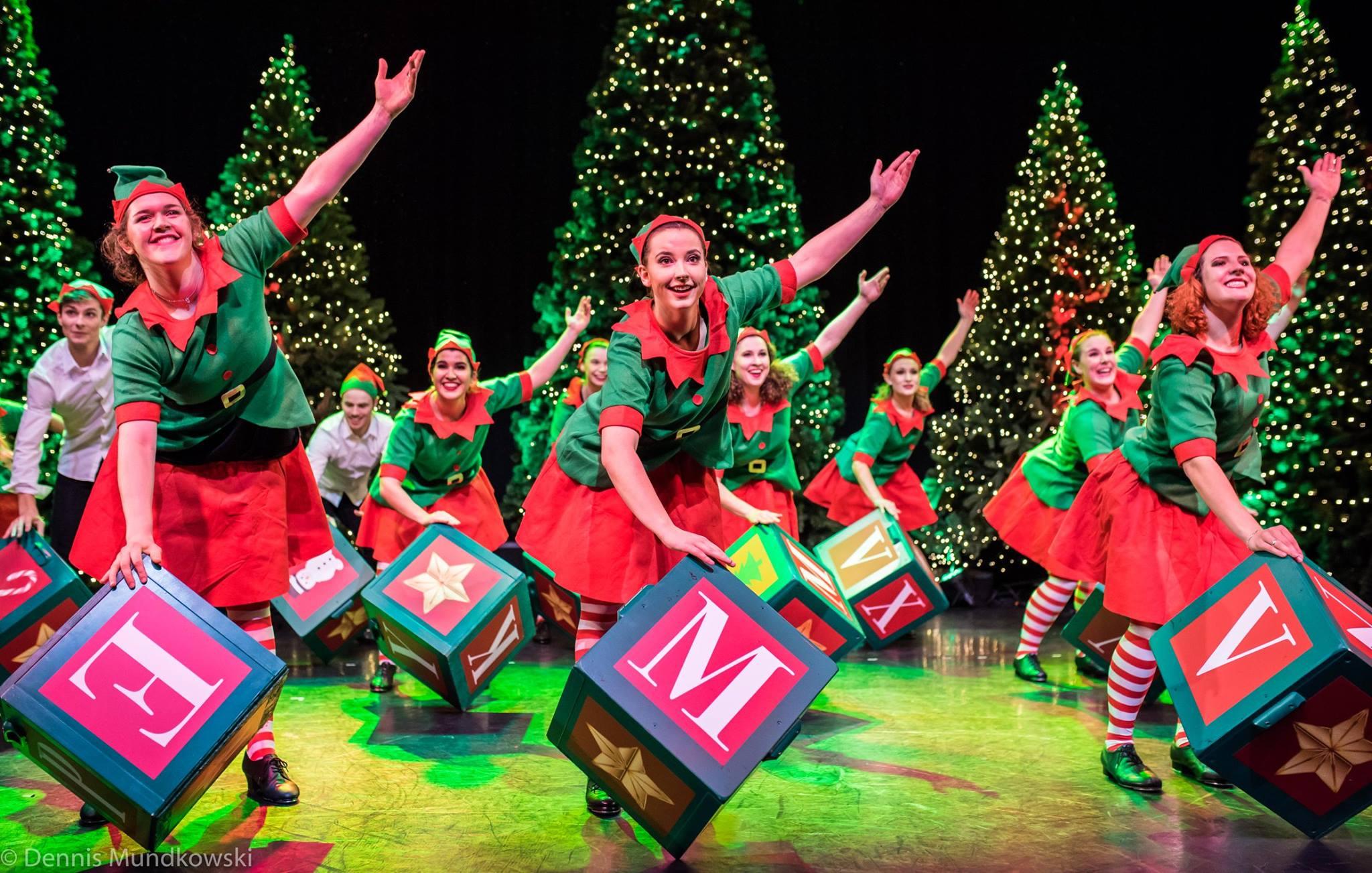 © Dennis Mundkowski: Die große Weihnachtsshow, 2017 [First Stage Theater, Hamburg]