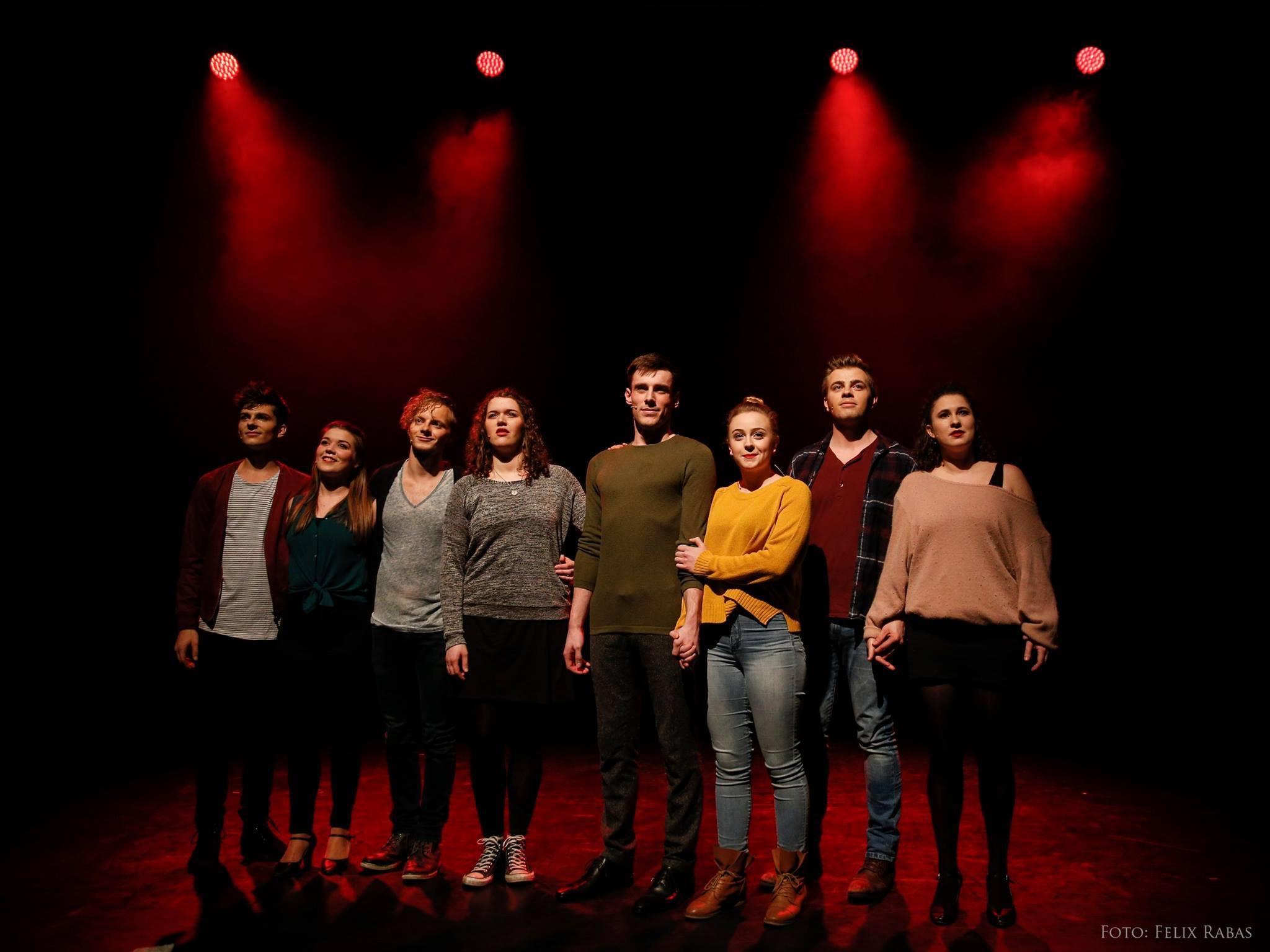 © Dennis Mundkowski: Monday Night Performance, März 2017 [First Stage Theater, Hamburg]