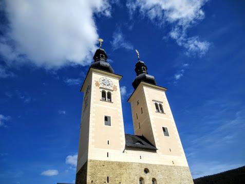 Alpenbad St. Leonhard, Feldkirchen, Gurktal