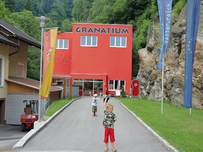 Erlebniswelt Granatium in Radenthein