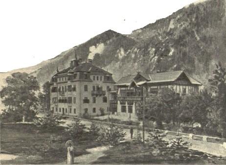 Curort Mittewald 1897