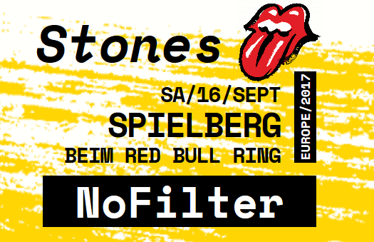 Rolling Stones No Filter Tour Zeltweg 16.09.2017