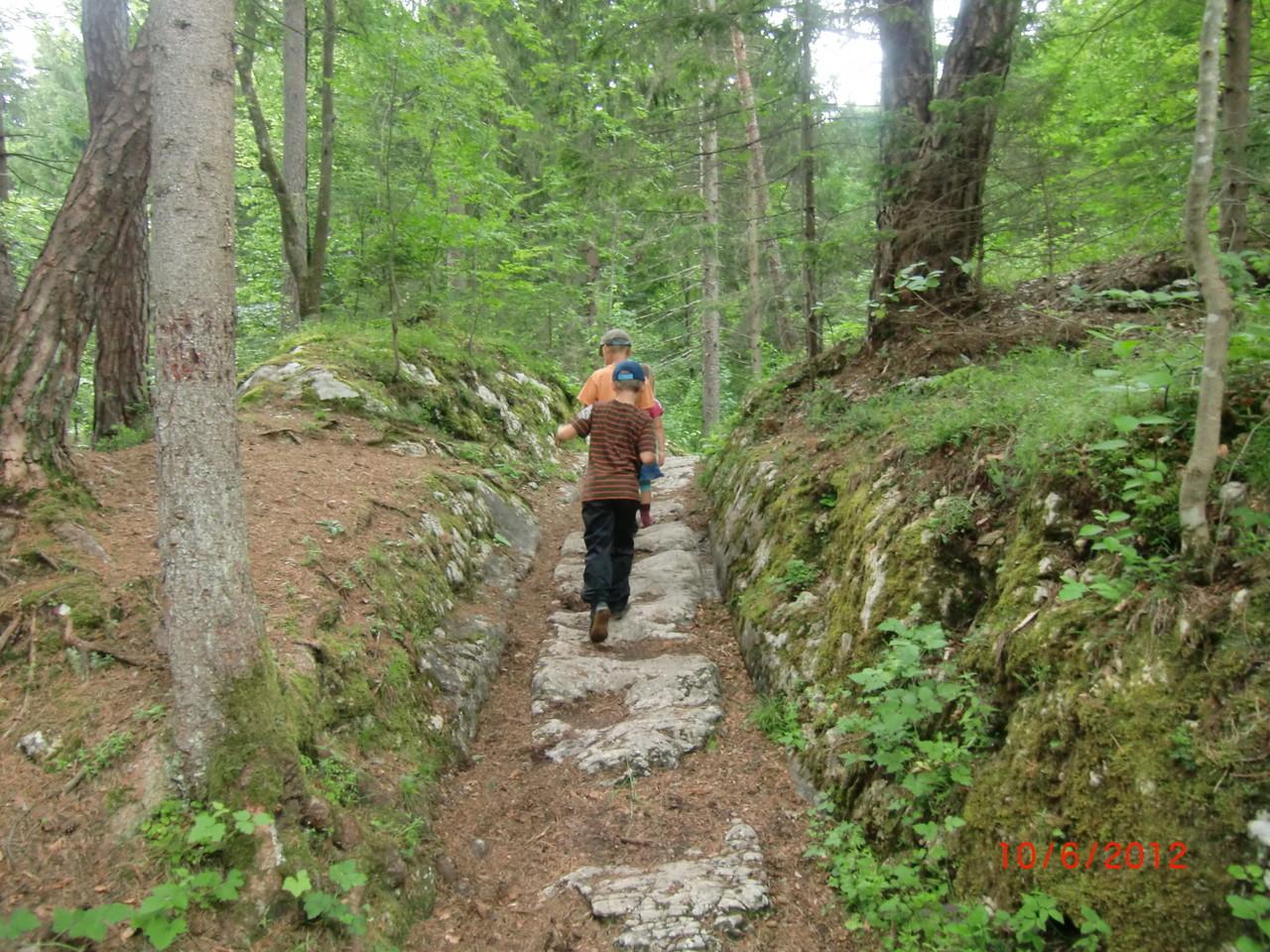 www.julische-alpen.info