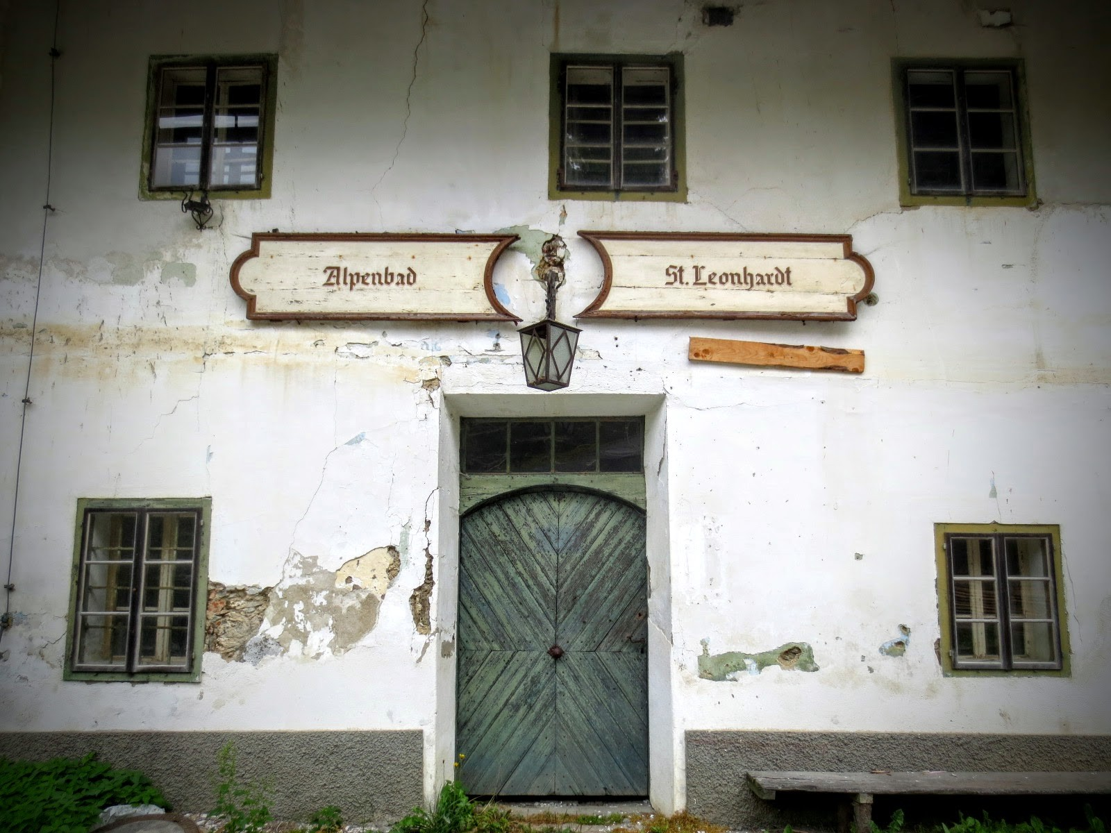 ehem. Alpenbad St. Leonhard