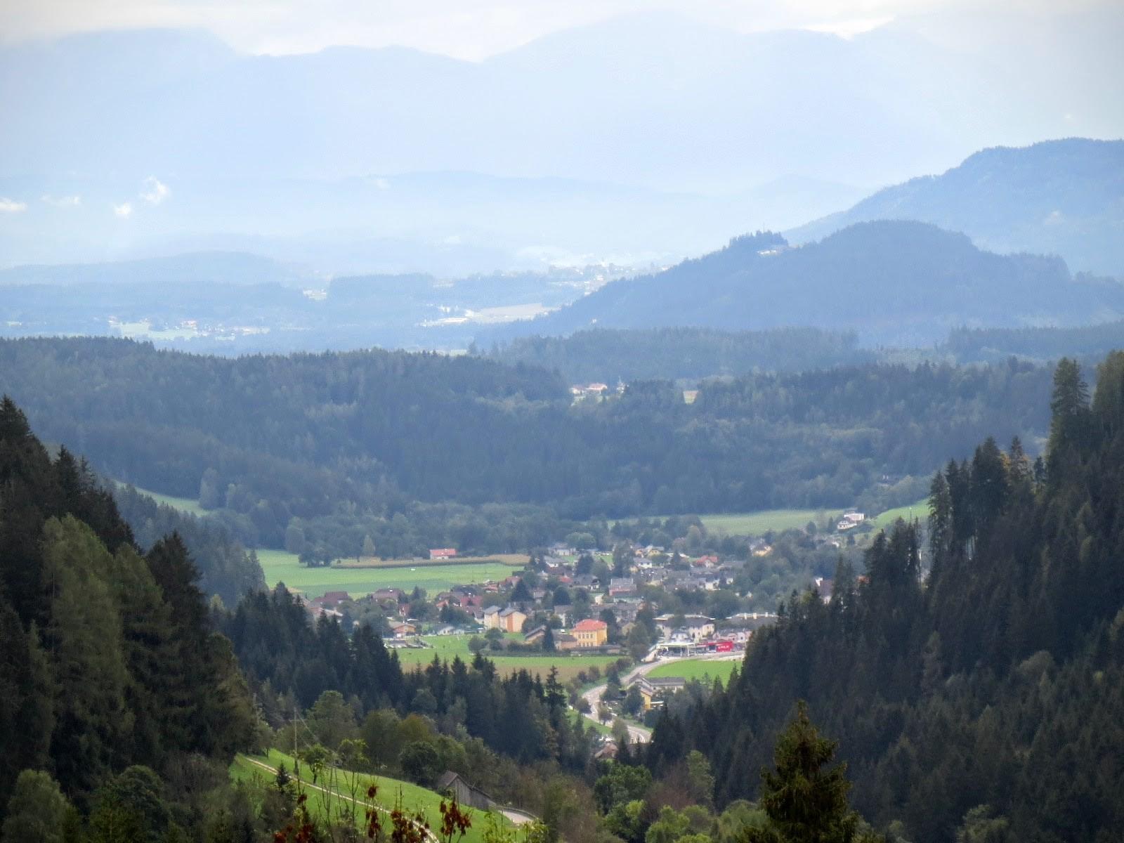 Blick auf Himmelberg