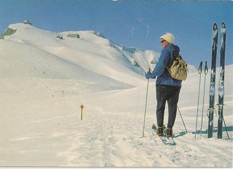 Villacher Alpe, Villacher Alpenstraße, Wanderwege, Skitour