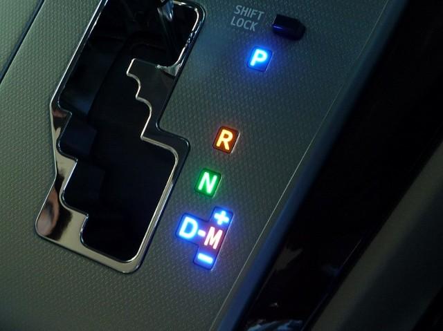 LEDシフトポジション