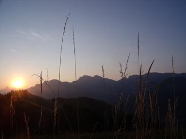 Le Mont Billat, Haute Savoie - France