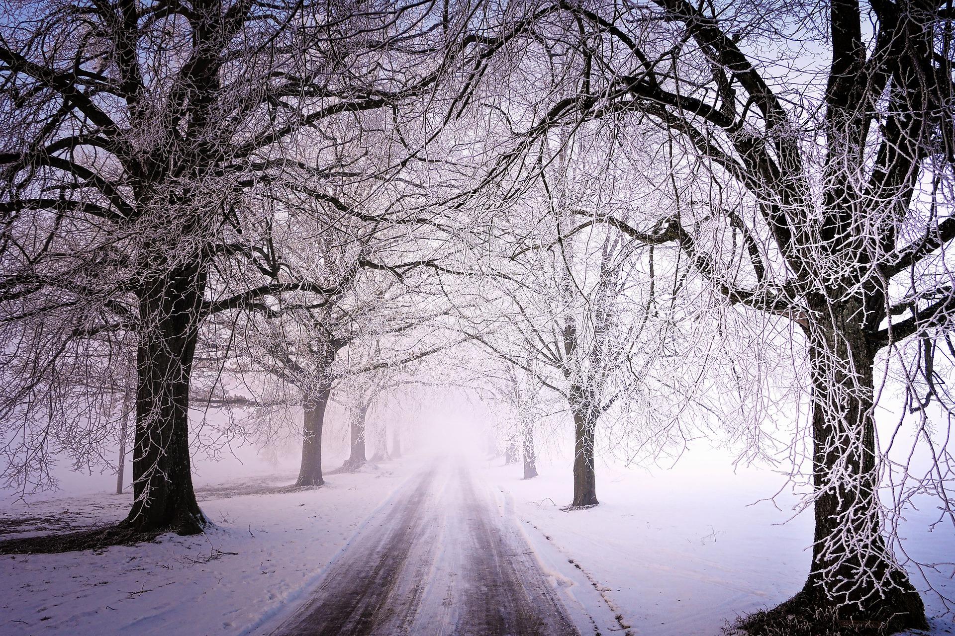 Im Winter steigt die Sturzgefahr