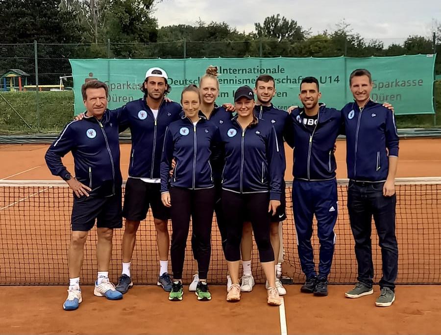 TVBB-Team mit Hasan Ibrahim wird Deutscher Mannschafts-Meister