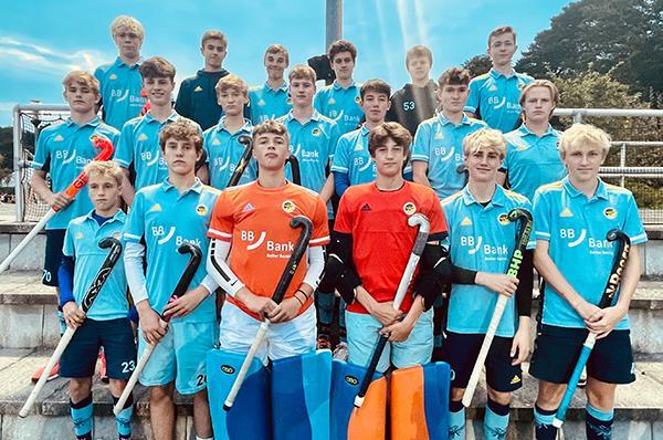 Finale in Hamburg: U16 kämpft am Wochenende um den blauen Wimpel