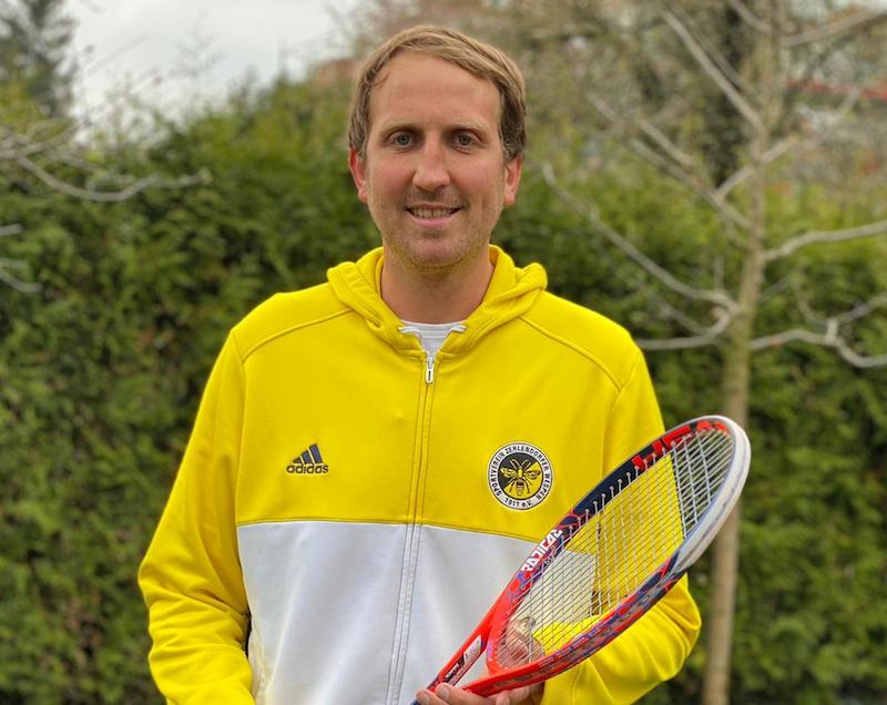 #wirwespenwochenstart: After Work Tennis-Training für Erwachsene