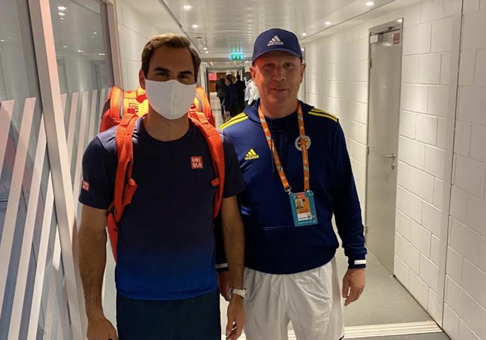 Wespen Präsenz in Roland Garros