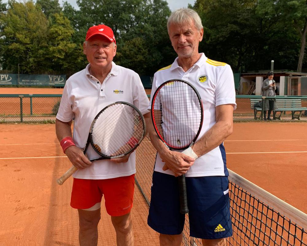 Georg Reiners gewinnt Senior Weiß-Rot Cup