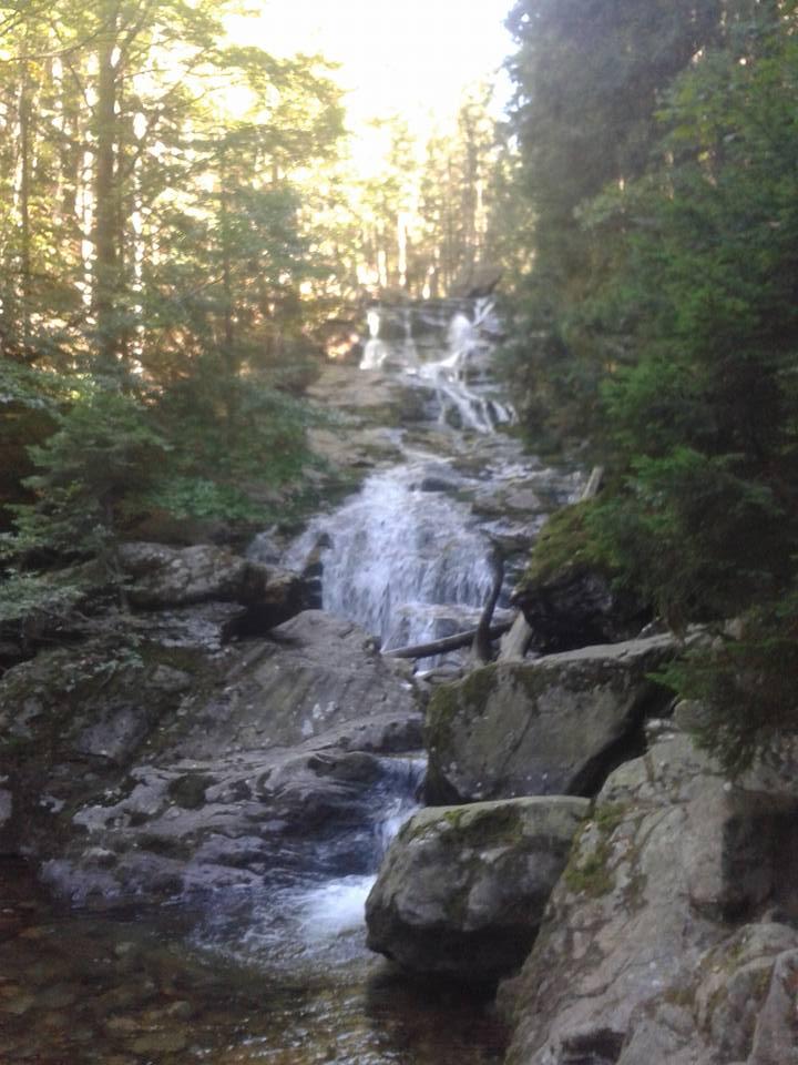 Rißlocher Wasserfall