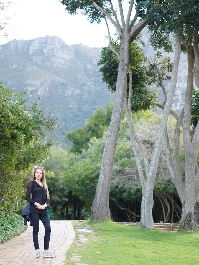 Kirstenbosch Botanical Garden - Südafrika