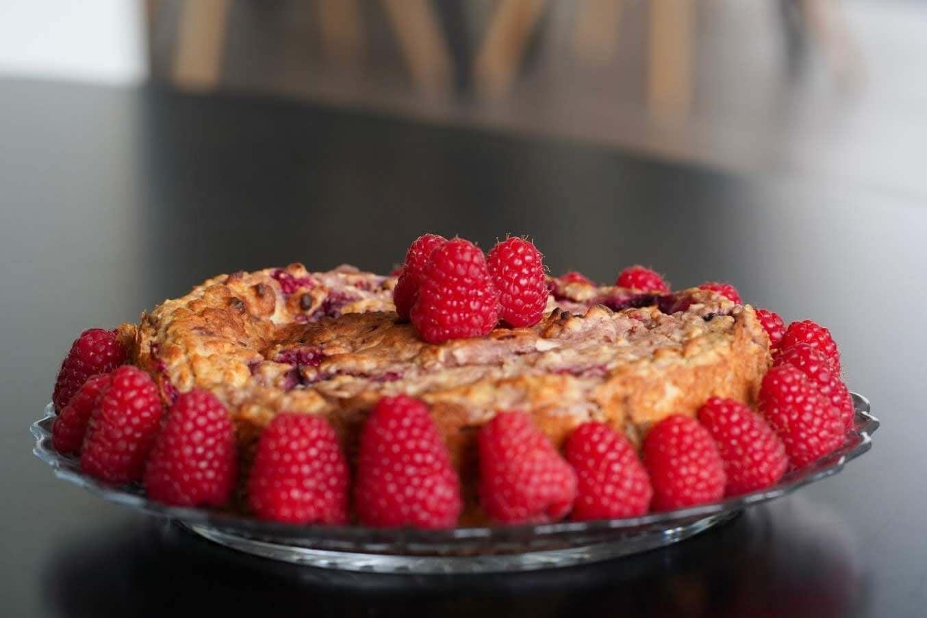 Waldfruchtkuchen | super saftig & gesund