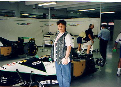 Minardi 1995