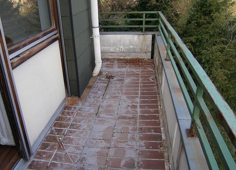 balkon terrassensanierung wasserschaden schimmel abdichtung. Black Bedroom Furniture Sets. Home Design Ideas