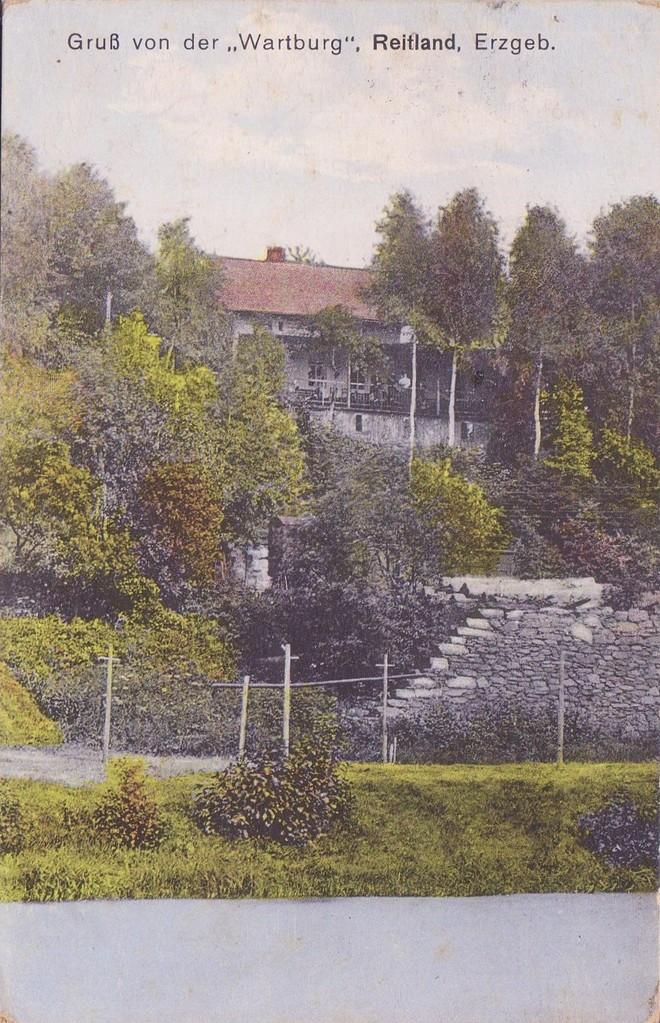Wünschendorf Erzgebirge Wartburg