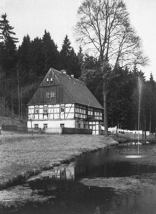 Wünschendorf Erzgebirge Neunzehnhain 1925