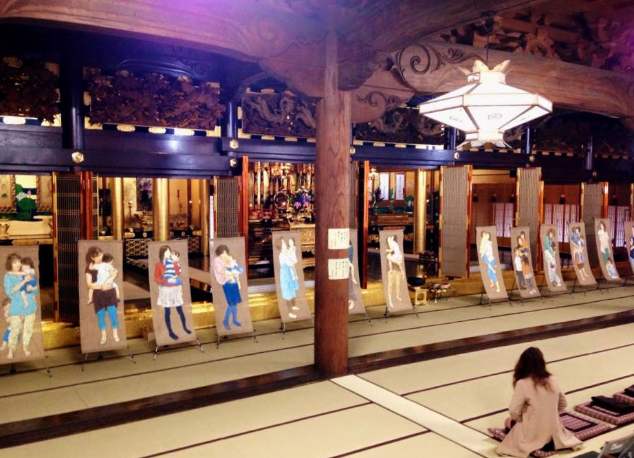 勝光寺・本堂 (石川県・小松市) 2015年