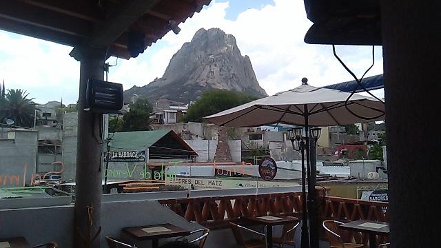 Restaurante Bar Terraza La Querencia Peña De Bernal