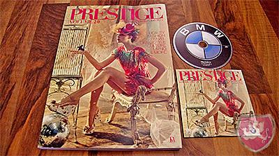 Hochzeits DJ Dubi Prestige Lounge Mix CD