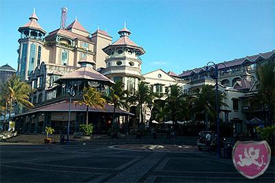 Waterfront Center Mauritius