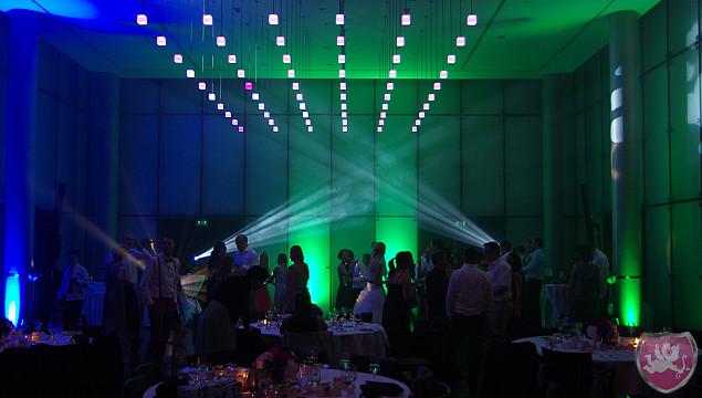 Park Hotel Weggis Aquarius Hall Party Feiern Hochzeit Wedding Heiraten DJ Benz