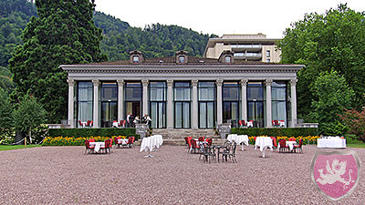 Quellenhof Grand Resort Bad Ragaz Hochzeit Heiraten DJ Dubi Wedding
