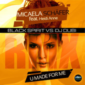 Michaela Schäfer feat. Heidi Anne im Black Spirit vs. DJ Dubi Remix