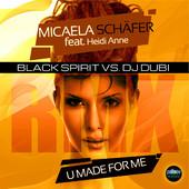 Michaela Schäfer feat. Heidi Anne im Black Spirit vs. DJ Dubi Remix