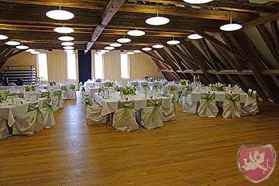Ziegelhütte Baar Hochzeit Heiraten DJ Dubi Wedding Party