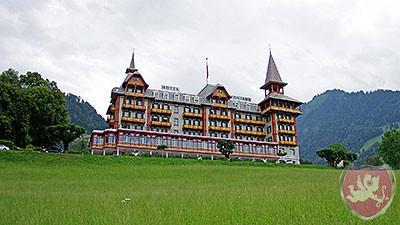 Hotel Paxmontana Flüeli Ranft