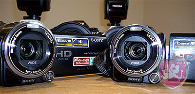 Sony Full HD Cam