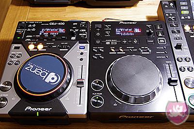 Pioneer CDJ 400 vs CDJ 350
