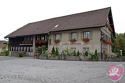Landgasthaus zum Hirschen Kirchdorf bei Baden Hochzeit Heiraten DJ Dubi