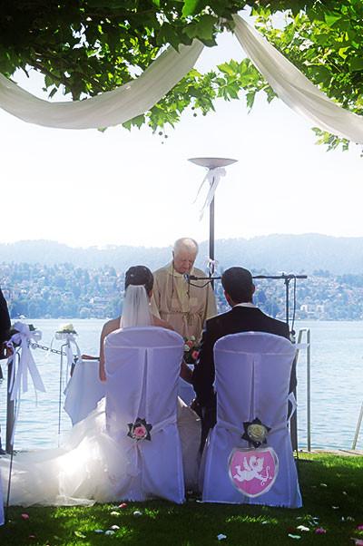 Hochzeit Heiraten am Zürichsee Hotel Sonne Küsnacht