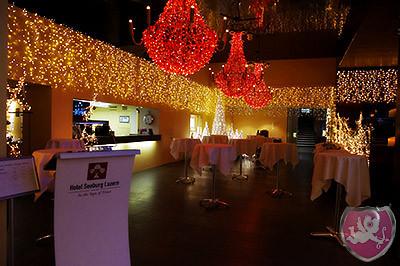 Hotel Seeburg Luzern Weihnachtsbeleuchtung Hochzeit