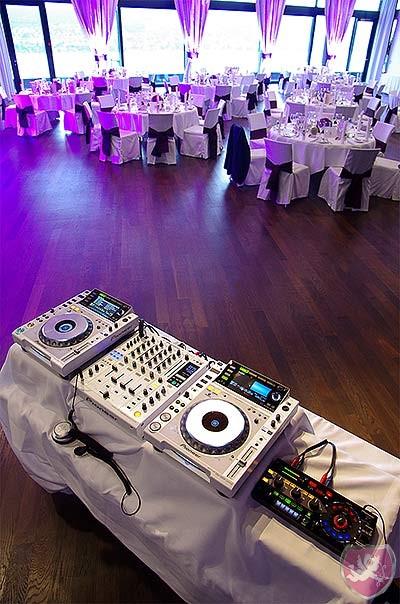 Hotel Belvoir Rüschlikon Hochzeits DJ Benz