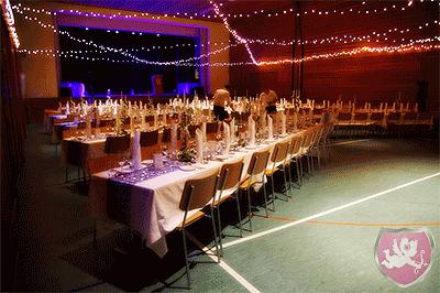 Turnhalle Saas-Balen Hochzeit Heiraten DJ Dubi