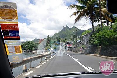 Mietauto auf Mauritius