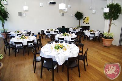 Restaurant Botanica Rafz Hochzeit Heiraten DJ Dubi